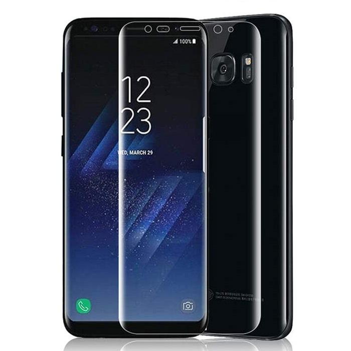 Samsung galaxy s8 g955 protection cran souple for Photo ecran galaxy s8