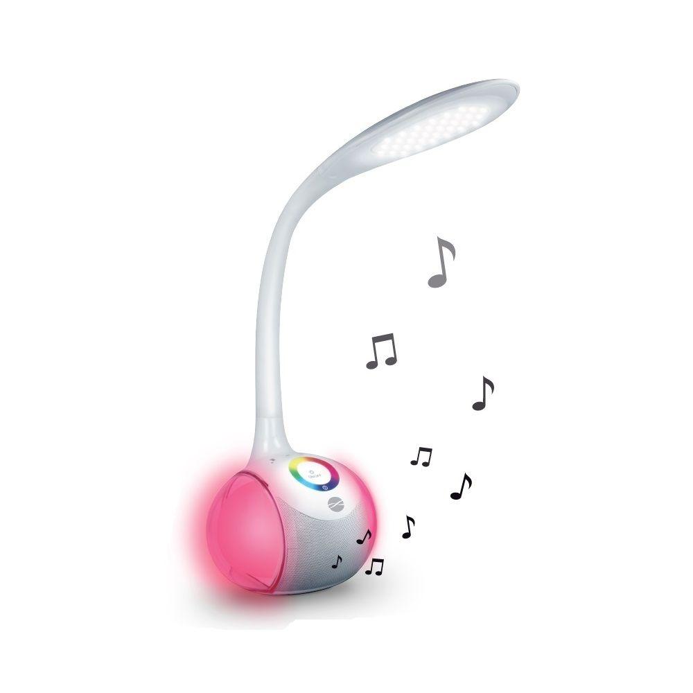 Enceinte Bluetooth Lumineuse + lampe de bureau   BS 760   Forever   Univertel