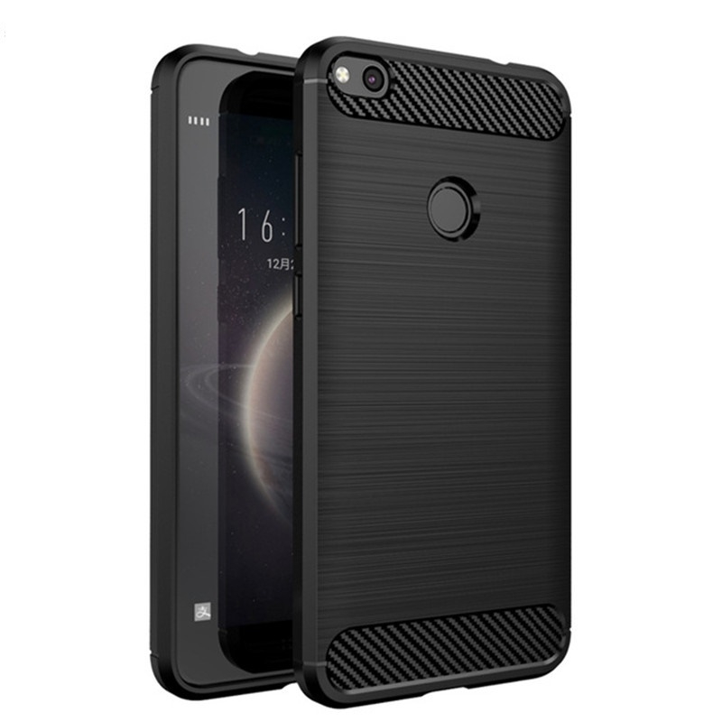 Huawei p10 lite housse souple airsoft carbone noir for Housse huawei p10 lite