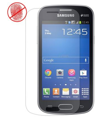 Samsung s7390 galaxy trend lite protection cran semi rigide mat 1 pc phonit univertel - Ecran samsung galaxy trend lite ...