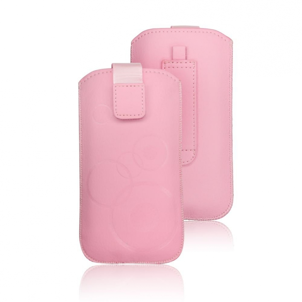 Housse universelle smartphone unipouch 5 1 rose for Housse universelle
